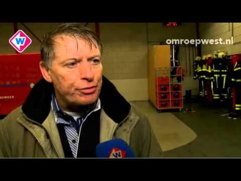 Burgemeester Sjaak van der Tak over de wateroverlast
