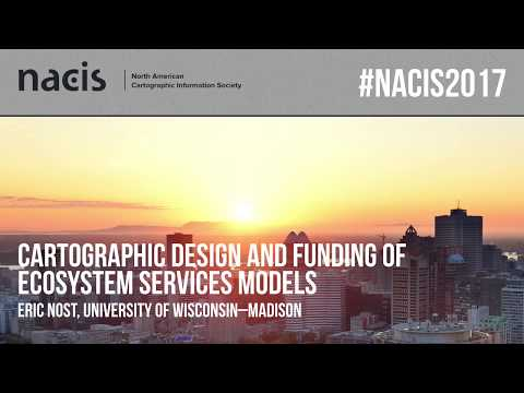 Cartographic Design and Funding of Ecosystem Services Models — Eric Nost