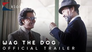 1997 Wag the Dog  Official Trailer 1 New Line Cinema