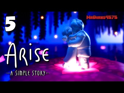 ARISE: A SIMPLE STORY 🎮 ROMANZE 🎮 Let´s Play Arise: A Simple Story Gameplay #5 [PS4/Deutsch]