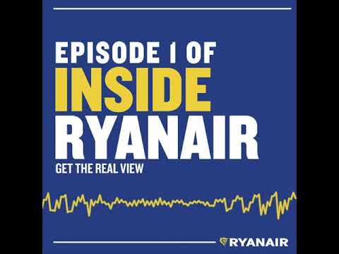 'Inside Ryanair' - Our New Podcast