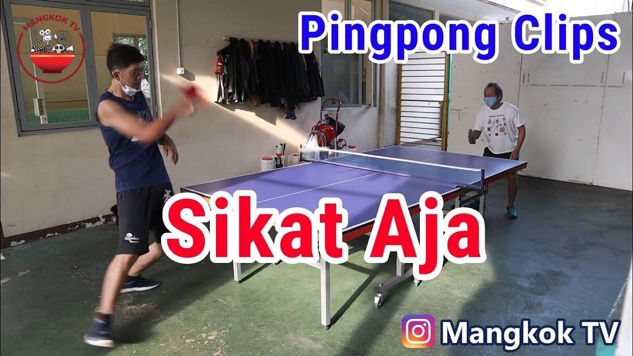 Ping Pong Clips - Sikat Aja