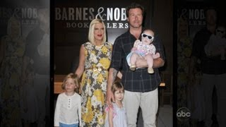 Tori Spelling Gives Birth to Fourth Child
