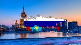 Flag Map [Episode 10]Russia, Kazakhstan (Speedart) (S1)