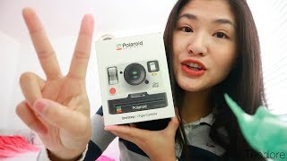 POLAROID IS BACK!!! Polaroid OneStep 2 Unboxing and Test Pictures