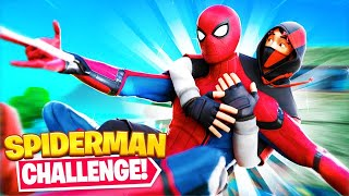 *NEU* SPIDERMAN CHALLENGE in Fortnite