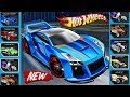 Hot Wheels: Sports Car - NEW Track, NEW Racer | Hot Wheels: The Best Car, Track - Video For KIDS