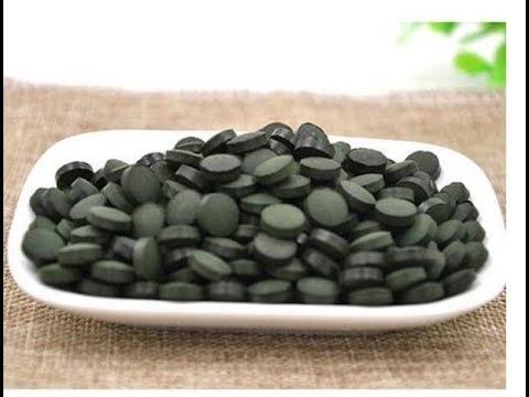 Chinese Yunnan 1000PCS Natural Spirulina Pills