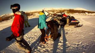 Backcountry Skiing in Caviahue by Amity Tours