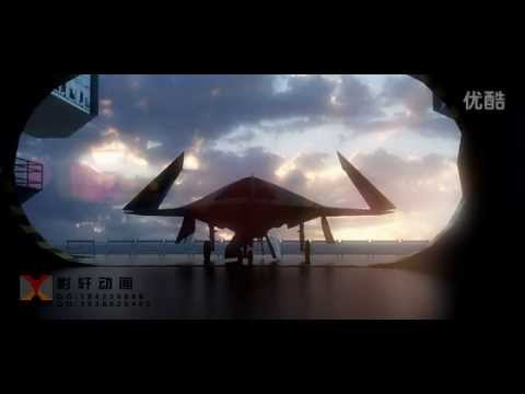"Li Jian, meaning ""Sharp Sword"" is China's genuine imitation stealth UCAV"