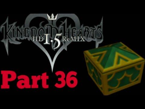 Collecting missed treasure #2 (Filler episode #4) Kingdom Hearts Final Mix episode 36