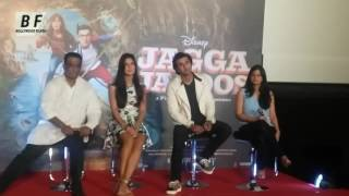 Ranbeer & Katrina After Break Up Jagga Jasoos Promotion