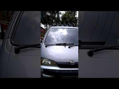 Modifikasi Daihatsu Zebra Espass S91 Tahun 1995