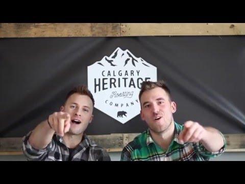 Calgary Heritage Roasting Co - ATB Alberta BoostR Campaign