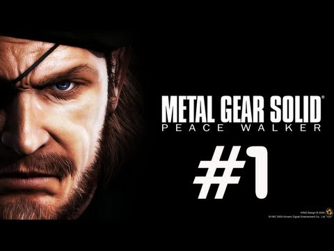 Metal Gear Solid : Peace Walker - GreatPlay #1 FR