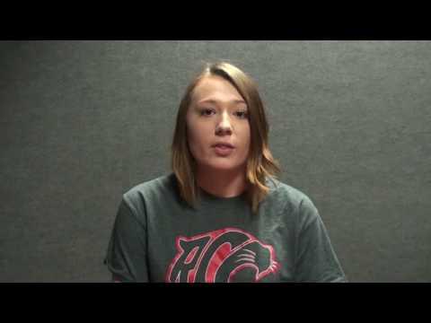 Katie, Redlands Community College, Oklahoma's Promise