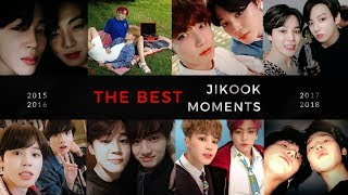 The Best Jikook Moments! (2015 | 2016 | 2017 | 2018)