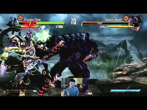 Killer Instinct Bronze to Killer: The Lag is Real! (Gold)