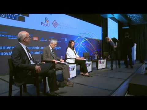THE Innovation and Impact Summit - Models of strategic leadership: turning ideas into impact