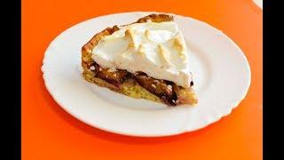 Сливовый пирог простой рецепт пошагово