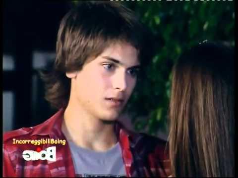 Incorreggibili   Il  Bacio di  Ivo e Valentina