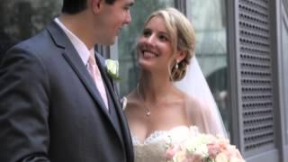 Laura & Bob's wedding @ St John the Baptist & Please Touch Museum