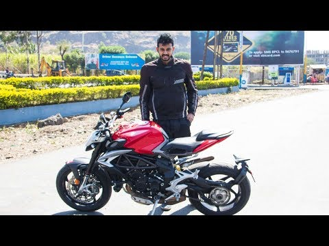 MV Agusta Brutale 800 Review - Fast & Very Furious | Faisal Khan