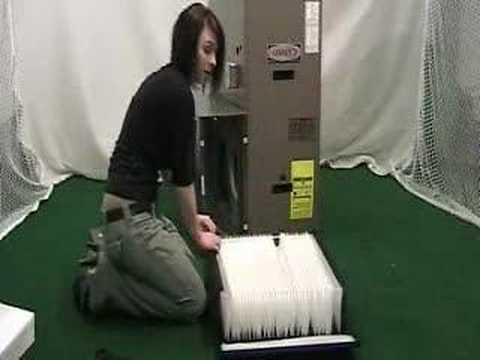 Lennox healthy climate pmac air filter replacement youtube sciox Images