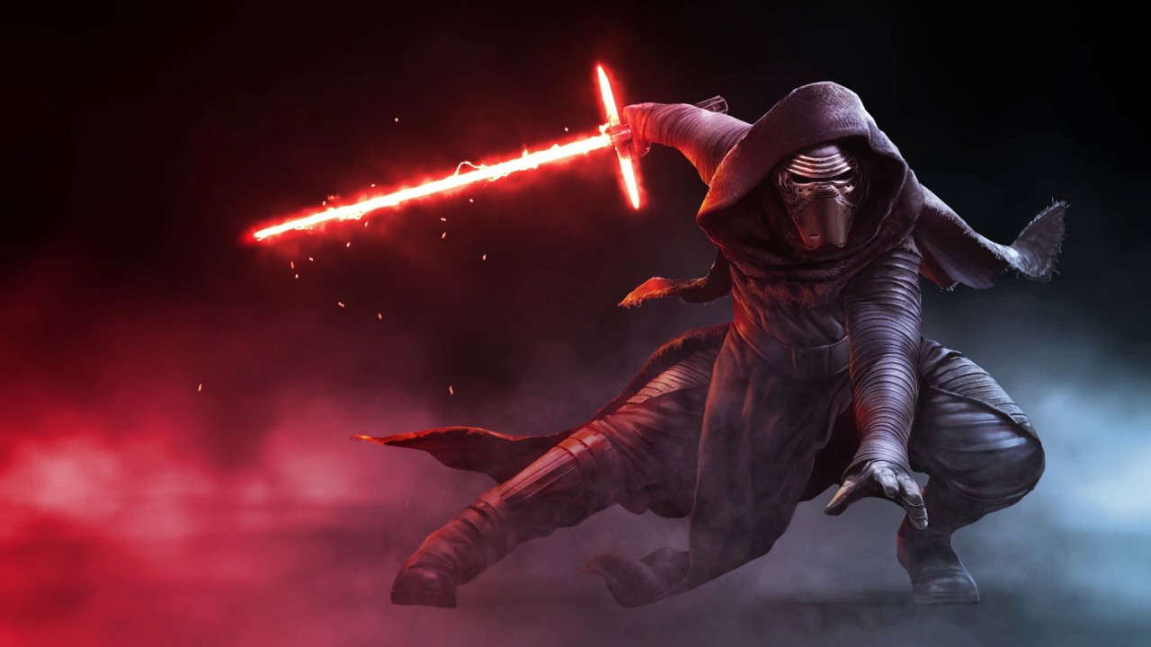 Animated Wallpaper Star Wars Kylo Ren Youtube