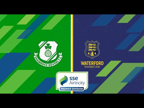 Premier Division GW27: Shamrock Rovers 2-0 Waterford