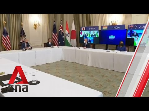 Biden highlights Asia-Pacific alliances during first 100 days in office