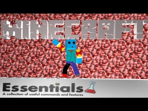 Plugins - Essentials / config  Multi-Home etc     FR [Minecraft 1 6 4]