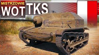 TKS i bardzo rzadki medal :) - World of Tanks