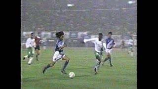 日本vsサウジアラビア 1995.10.24 国立競技場