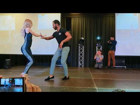 Ronald y Alba  dance Bachata @Bachata Masters Milano 2017
