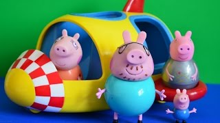 Peppa Pig Episode Spaceship Daddy Pig Mammy Pig