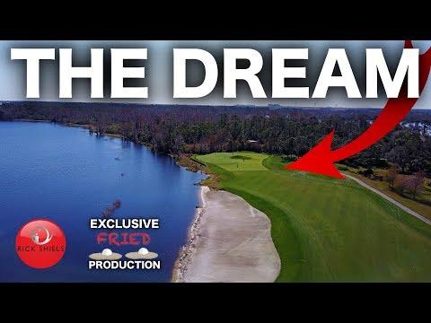 THE DREAM GOLF COURSE – LAKE NONA, ORLANDO