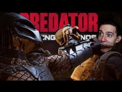 Predator Hunting Grounds LIVE - Predator Hunting Grounds LIVE