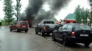 Взрыв на Московском шоссе. Авария. Тверь. 20.05.16