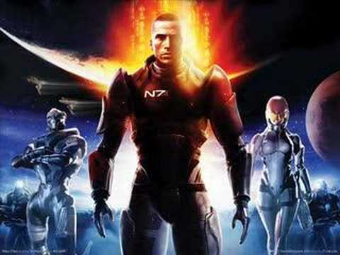 Mass Effect -  Main Theme