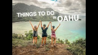 Things to do for 2 weeks in Oahu, Hawaii - GoPro