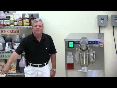 Back to Basics: Making Ice Cream, Gelato and Ices