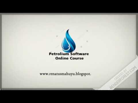 Petroleum Software online course  Registration