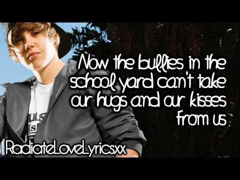 Justin Bieber: Bigger {Lyrics