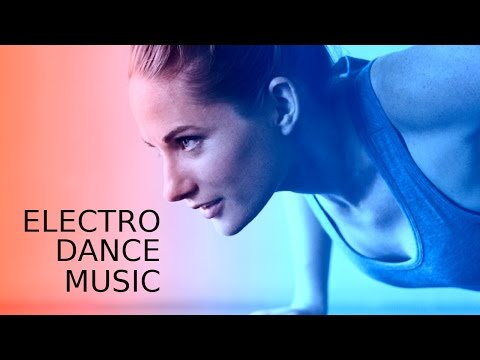 Electro dance music instrumental - Fitness electro dance house mix - musicana