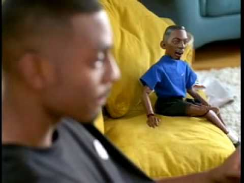 Nike Commercial Lil Penny Living Room Youtube