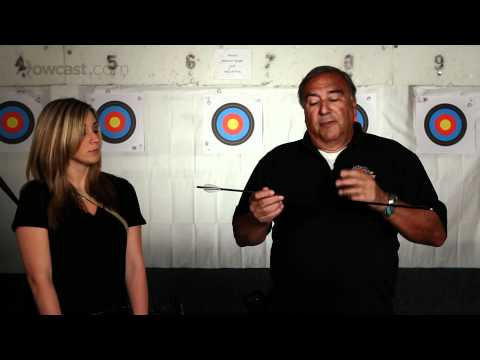 How To Pick A Proper Spined Arrow   Archery Lessons