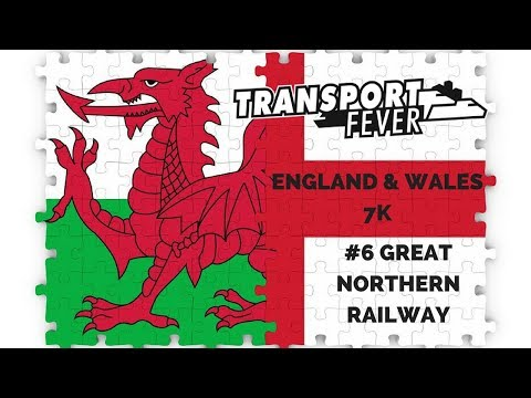Transport Fever - England & Wales 7k - #6 Great Northern Railway