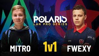 Atlantis MitrO 1 vs 1 Gambit Fwexy - Polaris LAN PRO SERIES - Highlights