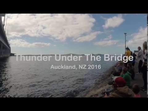 thunder under the bridge